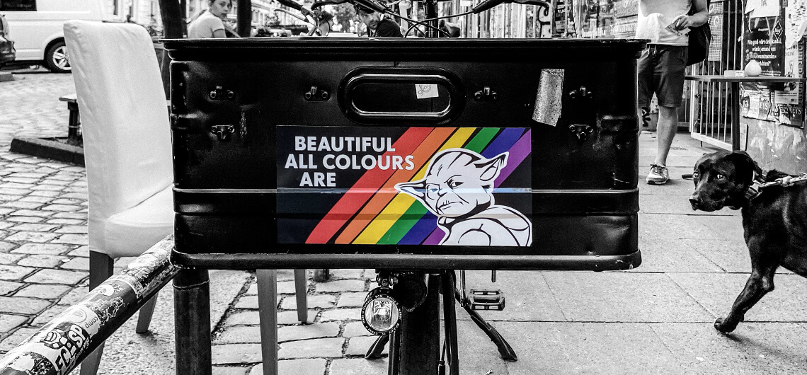 Beautiful All Colours Are