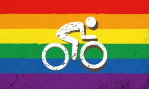 CSD-Fahrraddemo